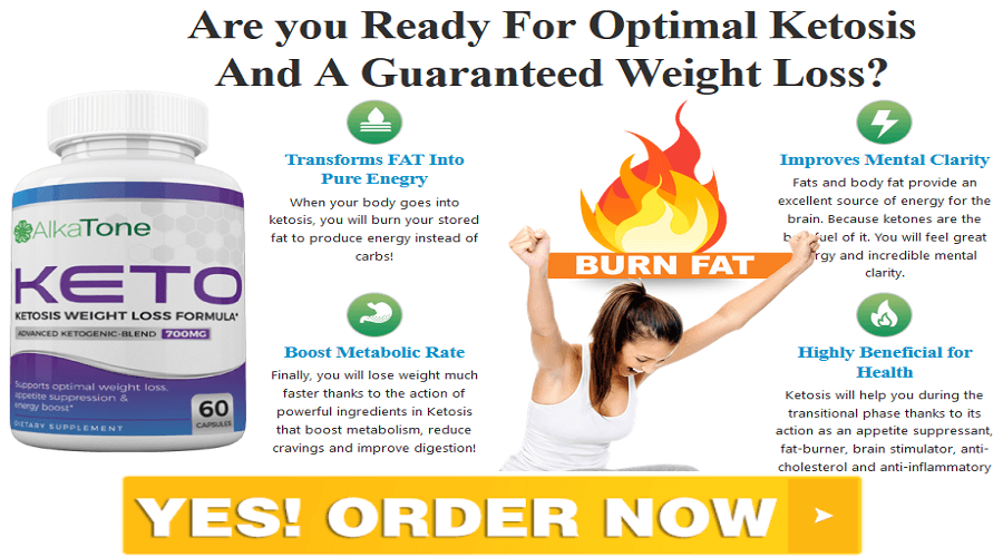 """BEFORE BUYING"" Alka Tone Keto  : Read Exclusive Review"