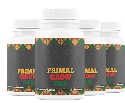 Primal Grow Pro - Benifit And Increased Staying ...