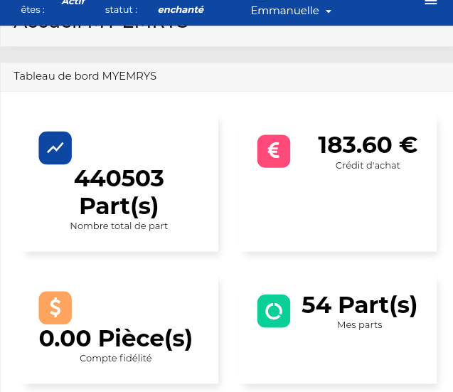 gains emrys la carte octobre missbonsplansdunet courses bons plans
