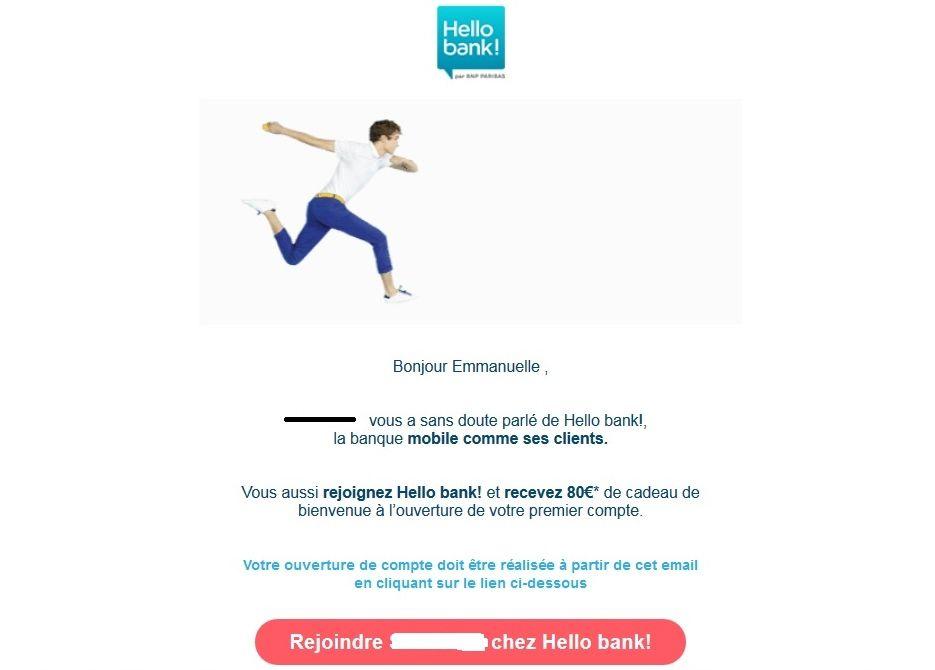 banque en ligne hello bank! missbonsplansdunet bon plan gagner de l'argent inscription invitation