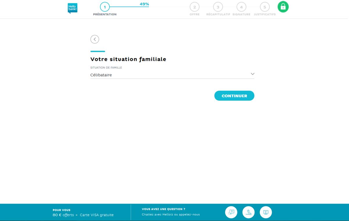 inscription hello bank comment ouvrir un compte missbonsplansdunet banque en ligne situation familiale