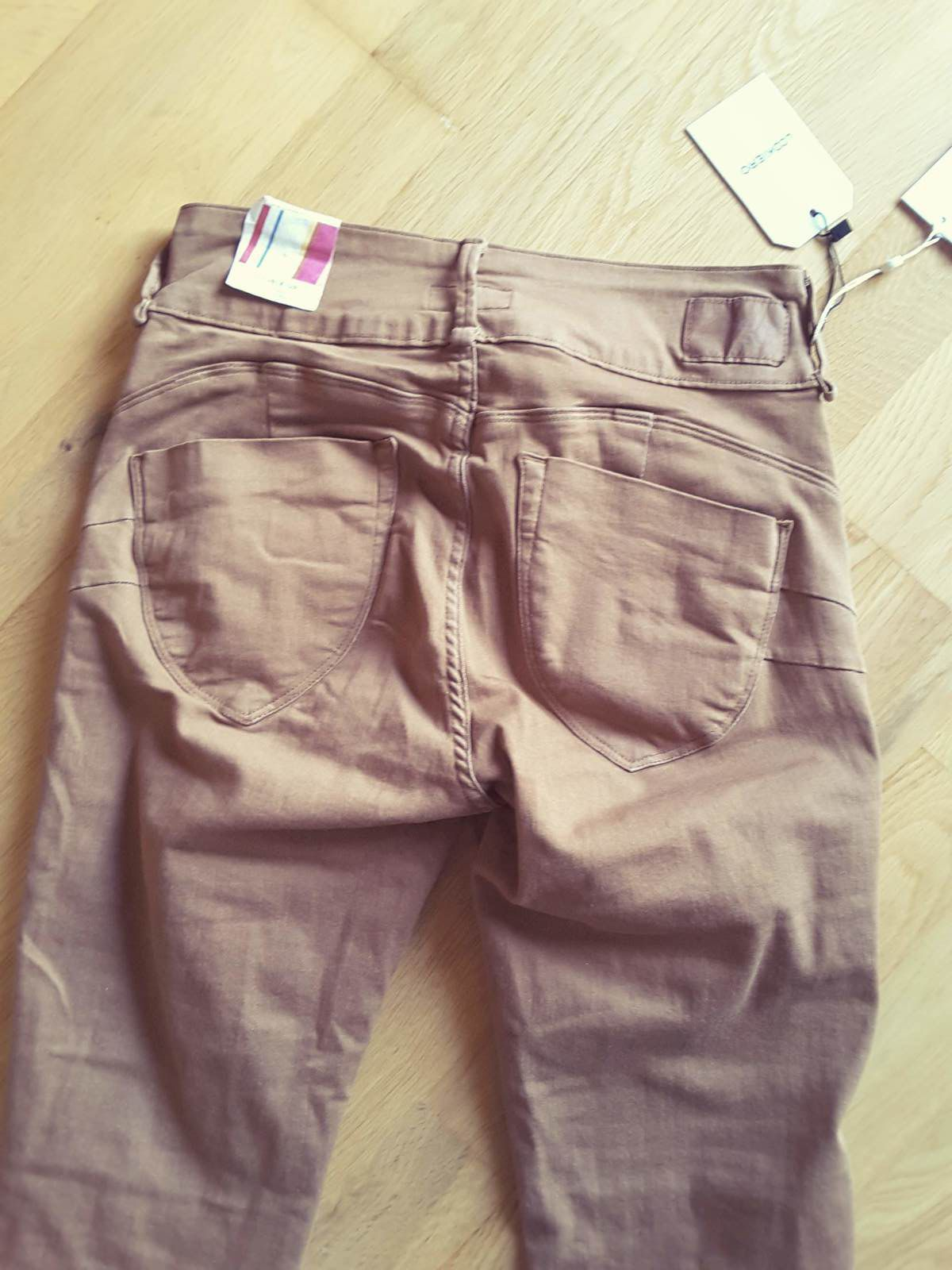 lookiero  jean Dou Jeans onesize Brown light - Tiffosi missbonsplansdunet personal shopper styliste box vêtements bon plan mode shopping