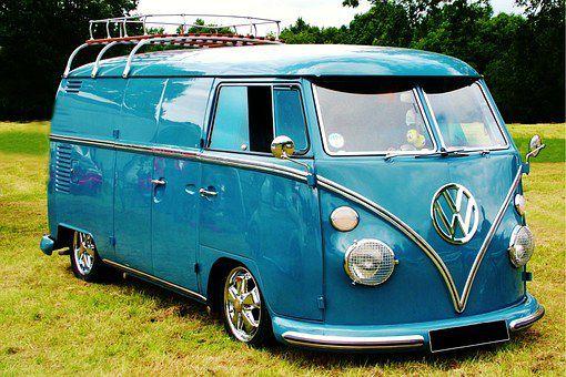 Le camion bleu du livre voyageur