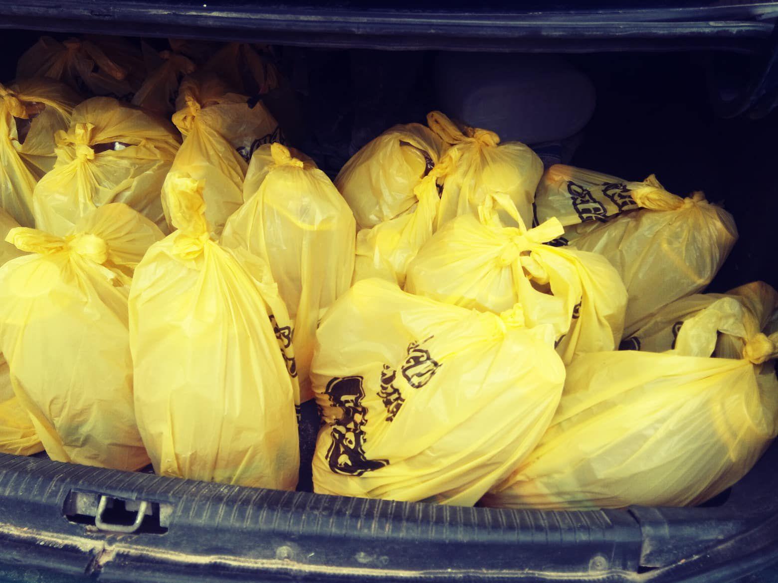 Vos colis alimentaires  pour le mois de ramadan son en cours de livraison