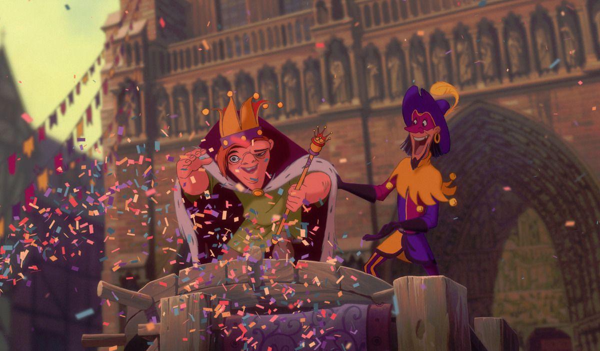 Notre-Dame vu par Disney