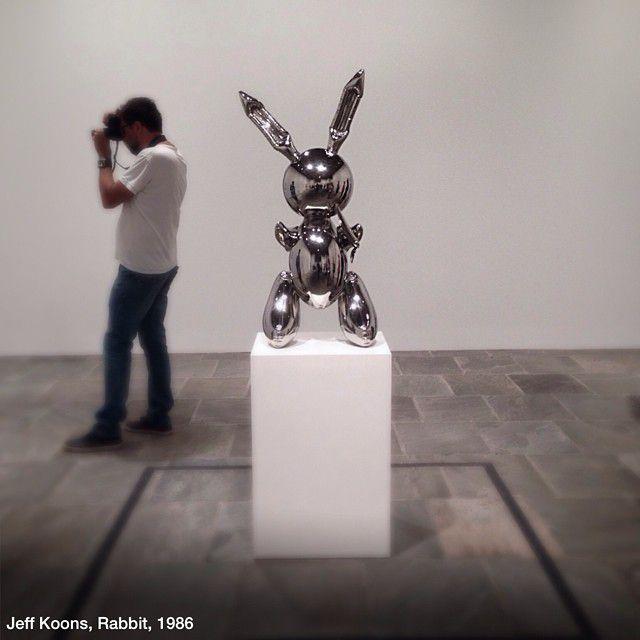 L'art du dollar de ce cochon de Jeff Koons