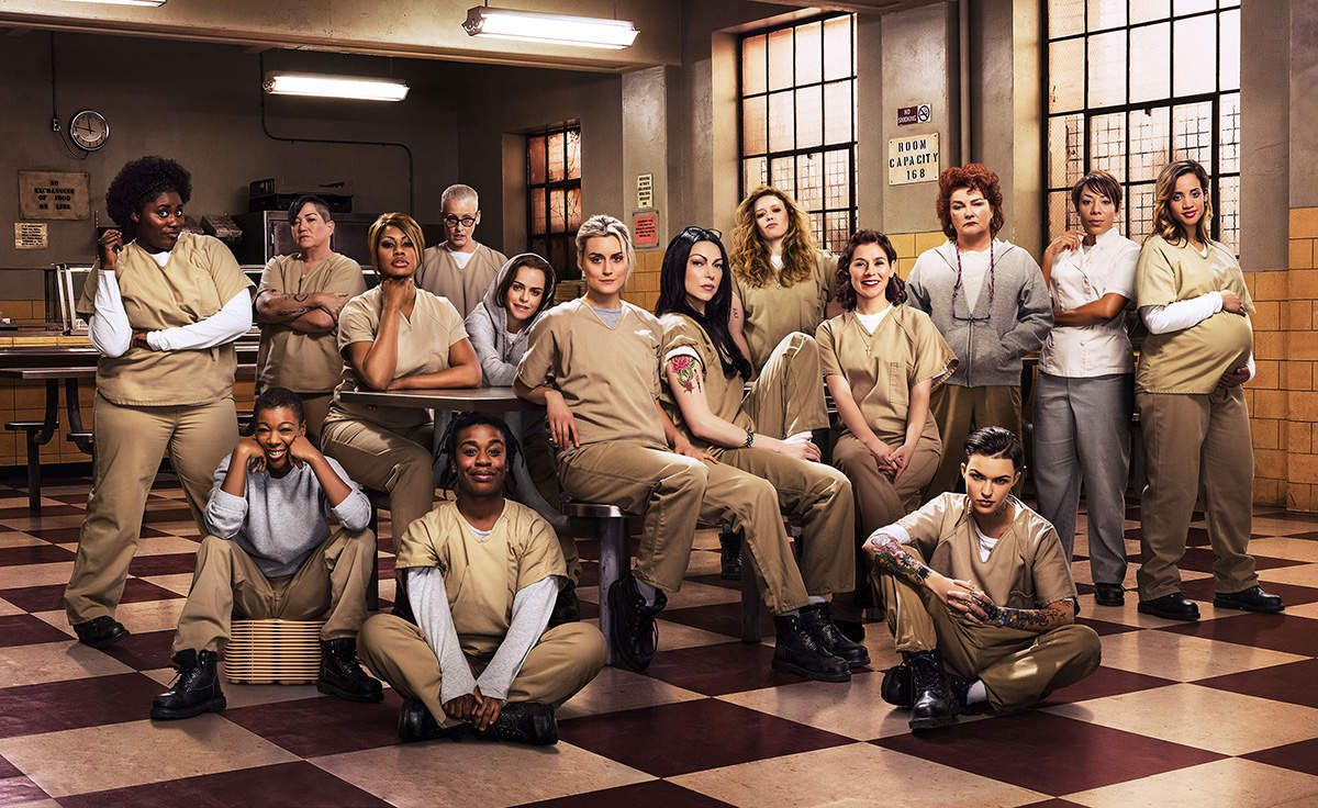 Orange is the new black a illuminé les femmes à l'ombre