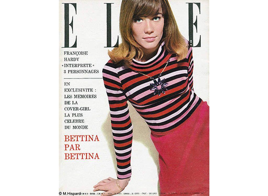 Sonia Rykiel a inventé le style pop art de la Parisienne libre et sexy