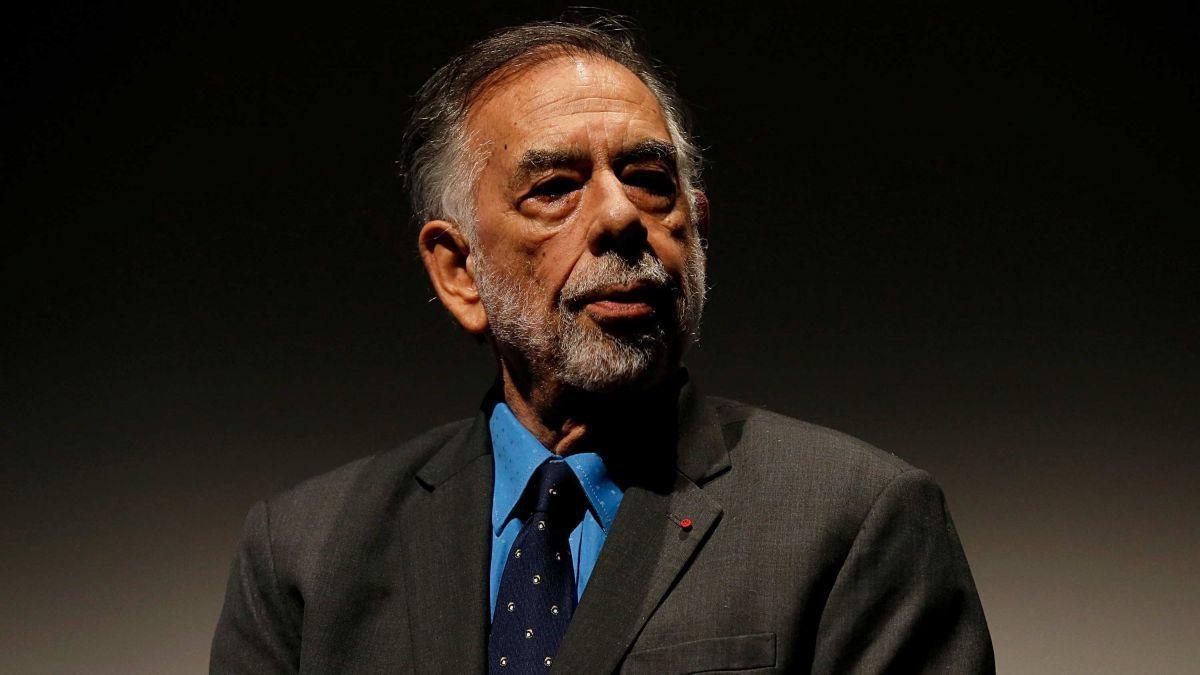 Francis Ford Coppola célébré au festival Lumière de Lyon. La trilogie du Parrain, son monument incomparable