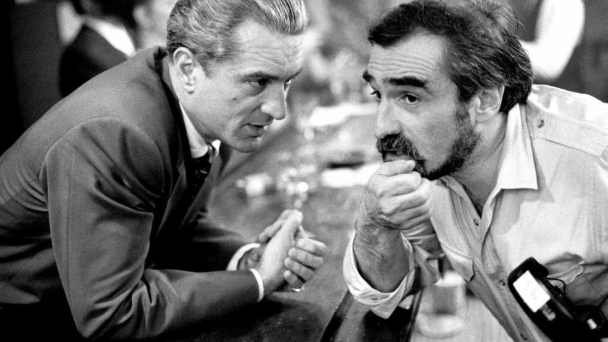 Martin Scorsese retrouve Robert De Niro dans The Irishman: Retour sur un tandem de légendequi a marqué le cinéma mondial avec Mean Streets; Taxi Driver; New York, New York; Raging Bull; La valse des pantins; Les affranchis; Les nerfs à vif; Casino.