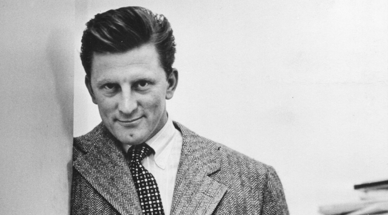 Kirk Douglas, la star indomptée de l'âge d'or d'Hollywood