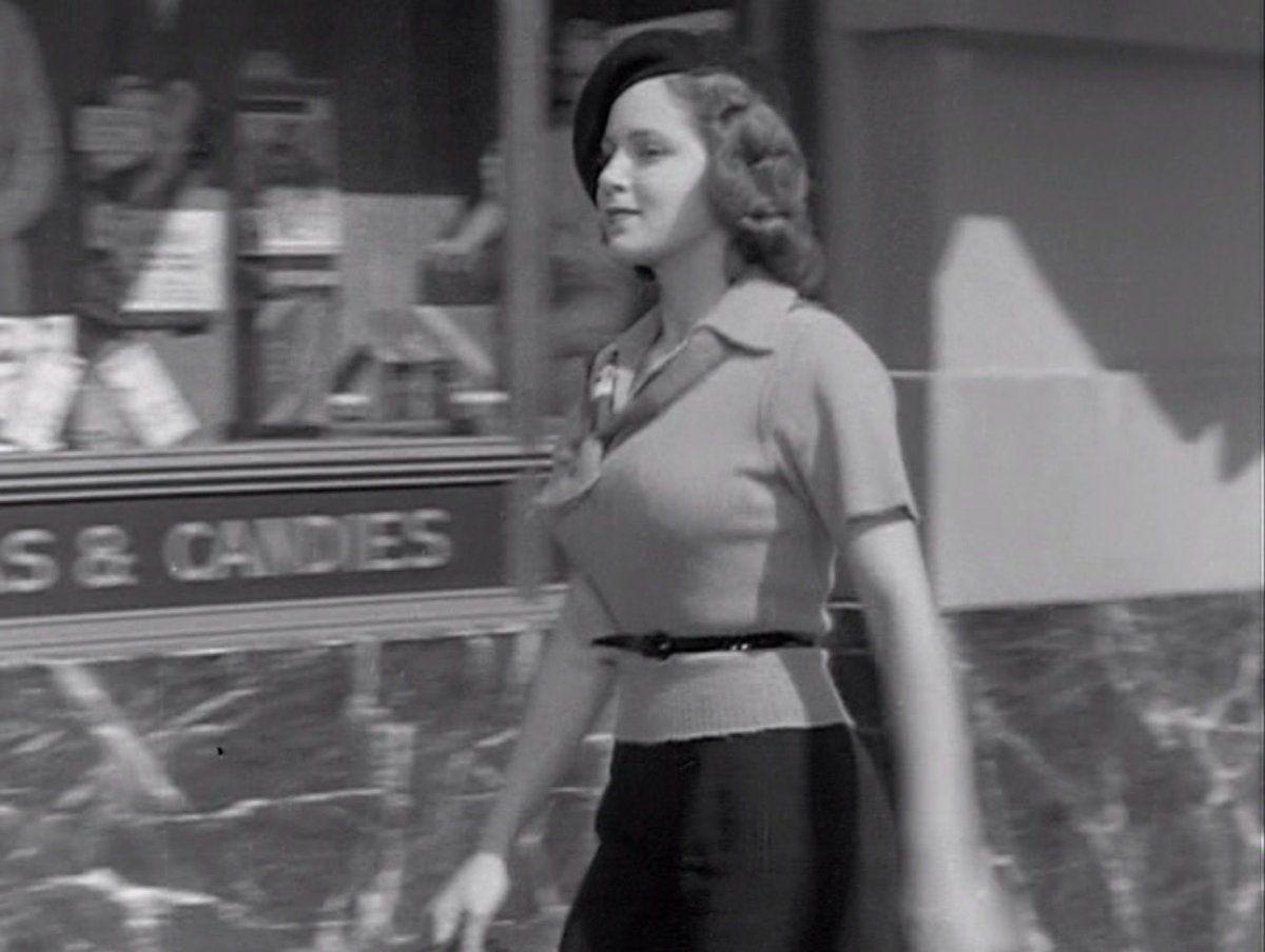 Lana Turner the Sweater Girl