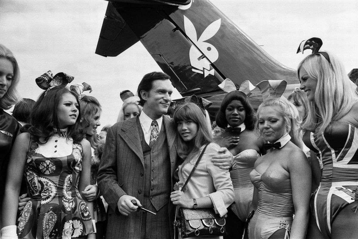 Hugh Hefner, une légende américaine, fondateur emblématique de Playboy