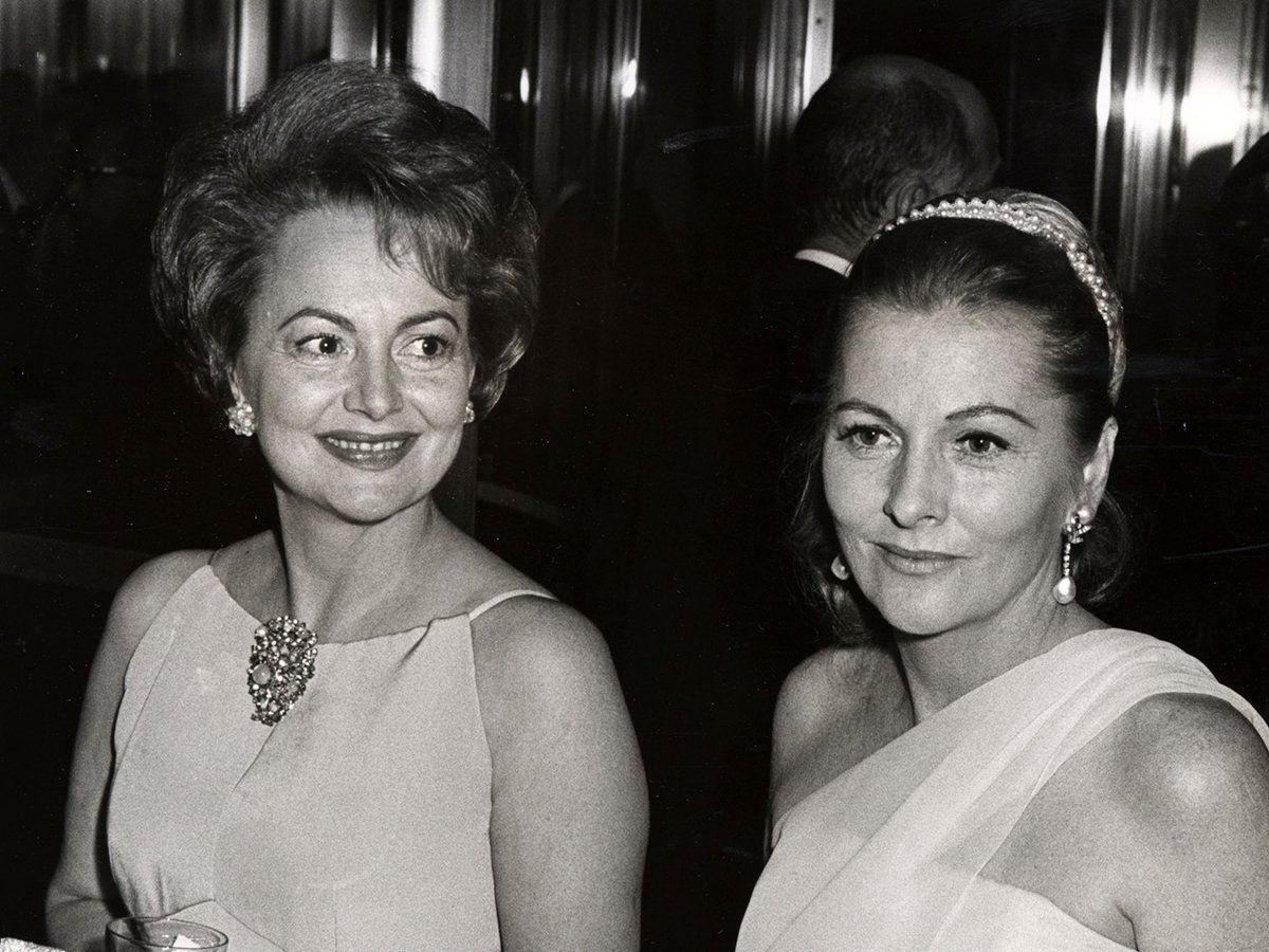 Olivia de Havilland et Joan Fontaine, une rivalité unique à Hollywood