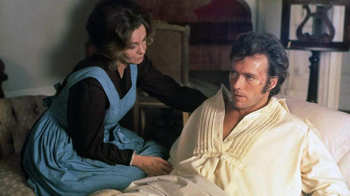 Un film vénéneux à souhait avec Geraldine Page et Clint Eastwood