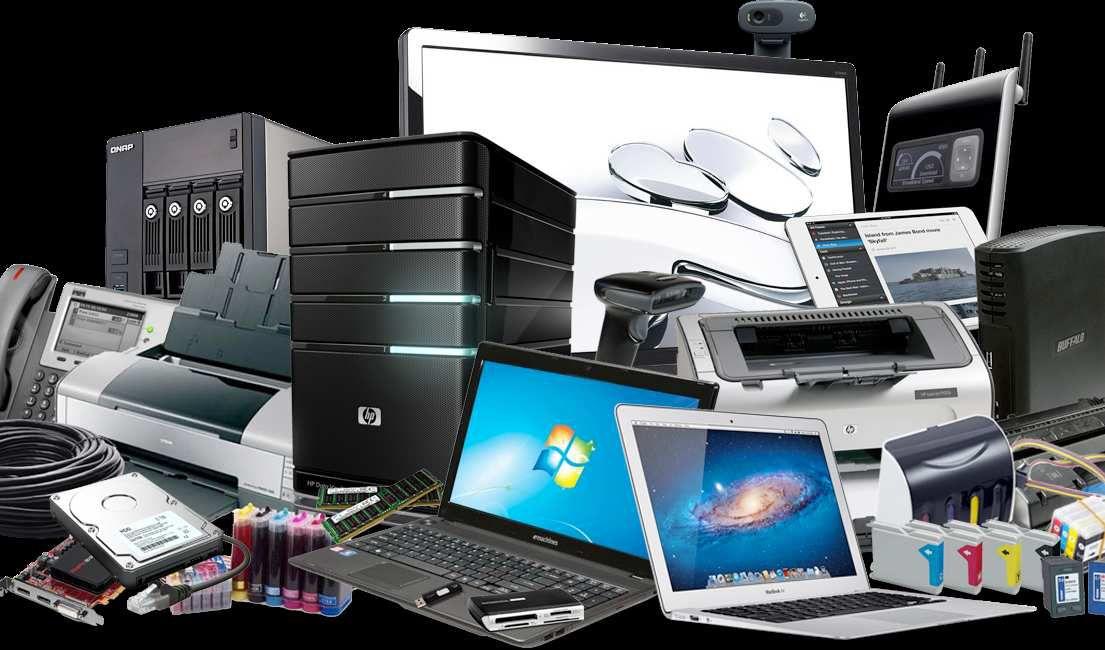 Barang Elektronik Konsumen