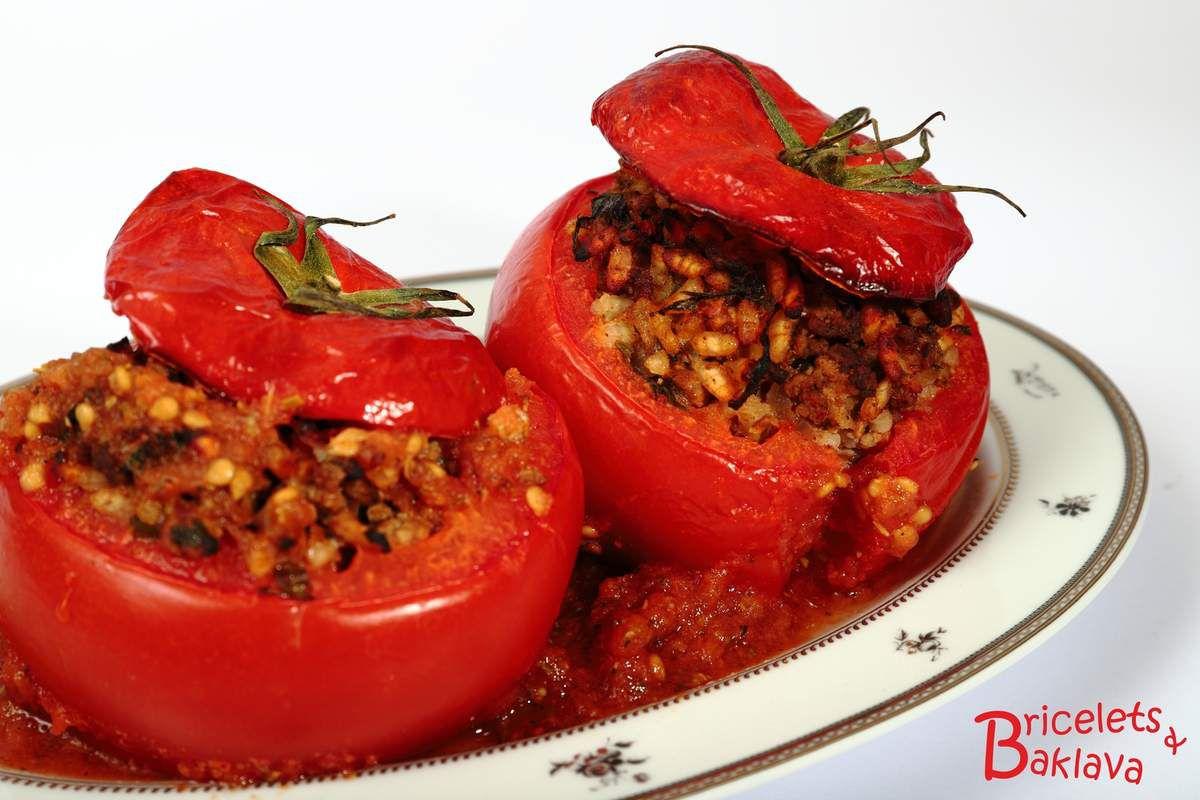 Dolmas de tomates