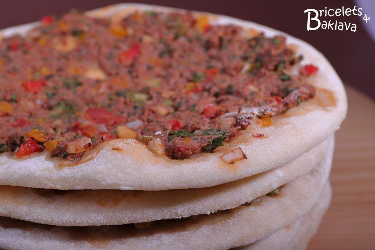 Le lahmajoun, la pizza arménienne