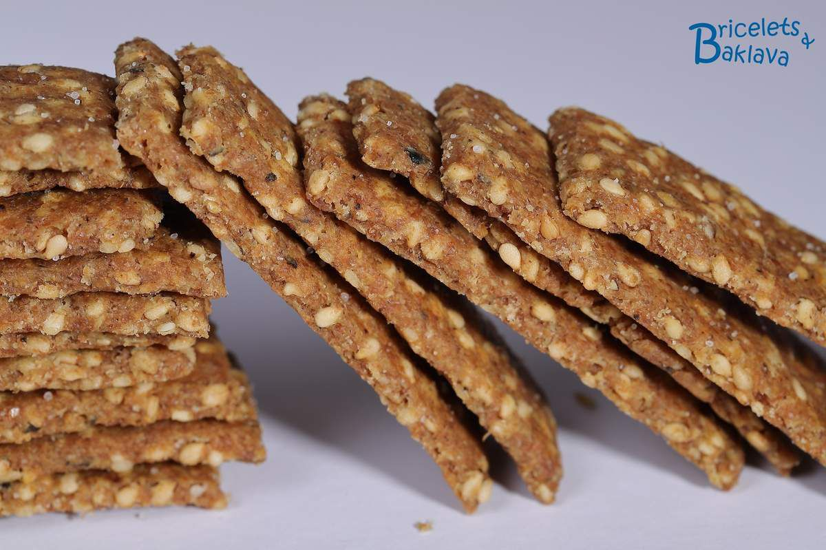 Crackers apéro des 13 étoiles