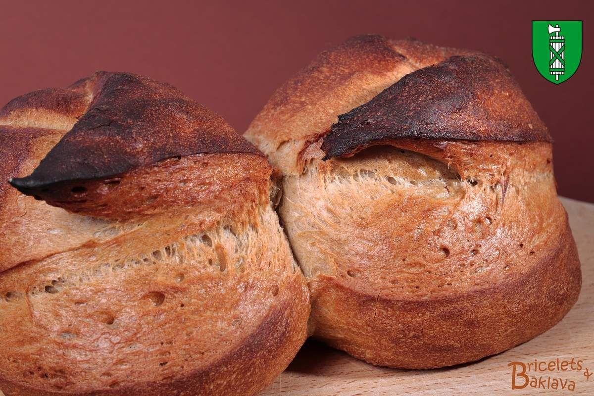 Le pain saint-gallois