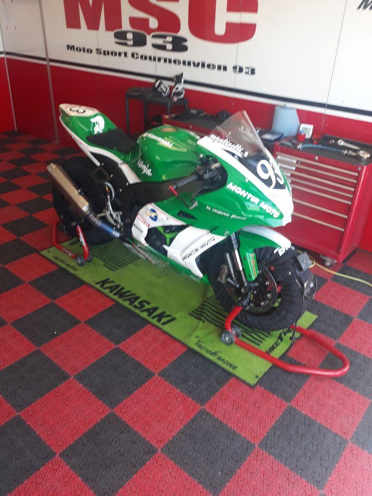1ère journée championnat france superbike alias FSBK