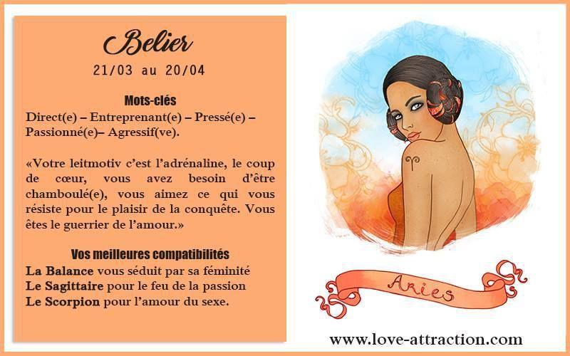 #LoveAstro #Bélier