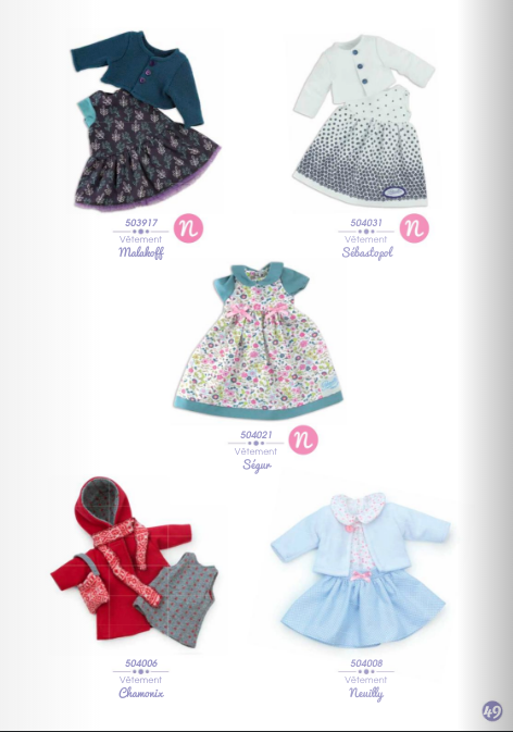 Catalogue Petitcollin 2016