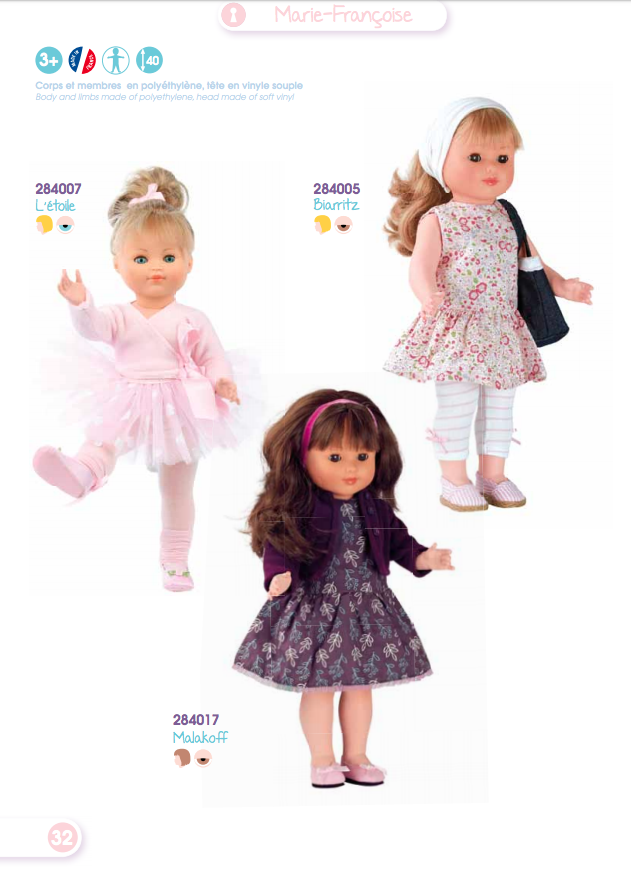 Catalogue Petitcollin 2017