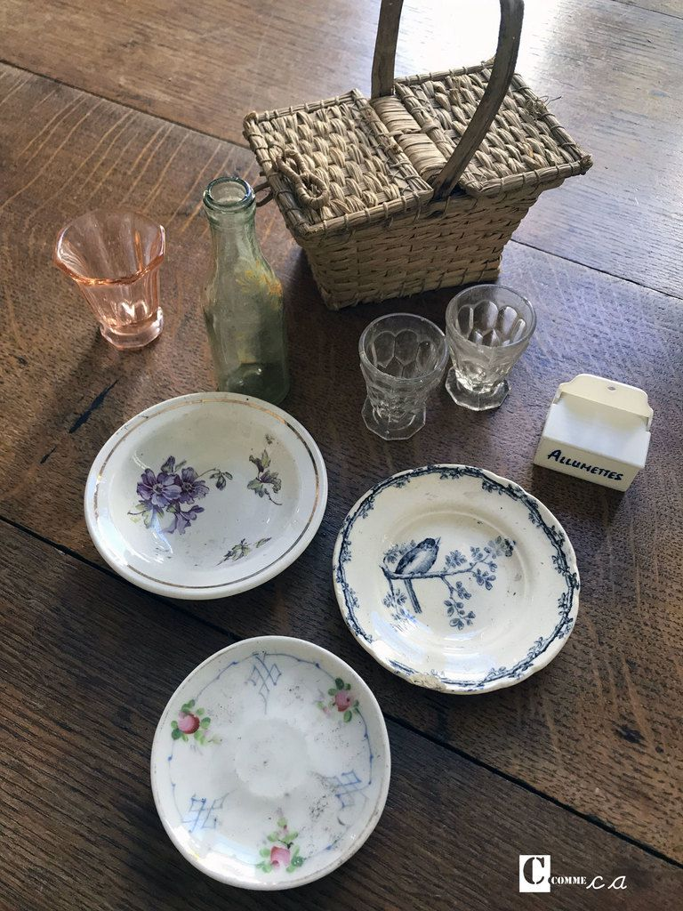 Brocante fructueuse
