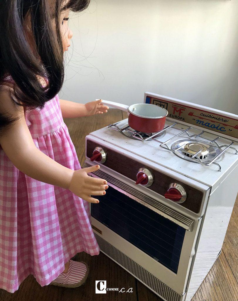 Brocante sous le signe de la cuisine