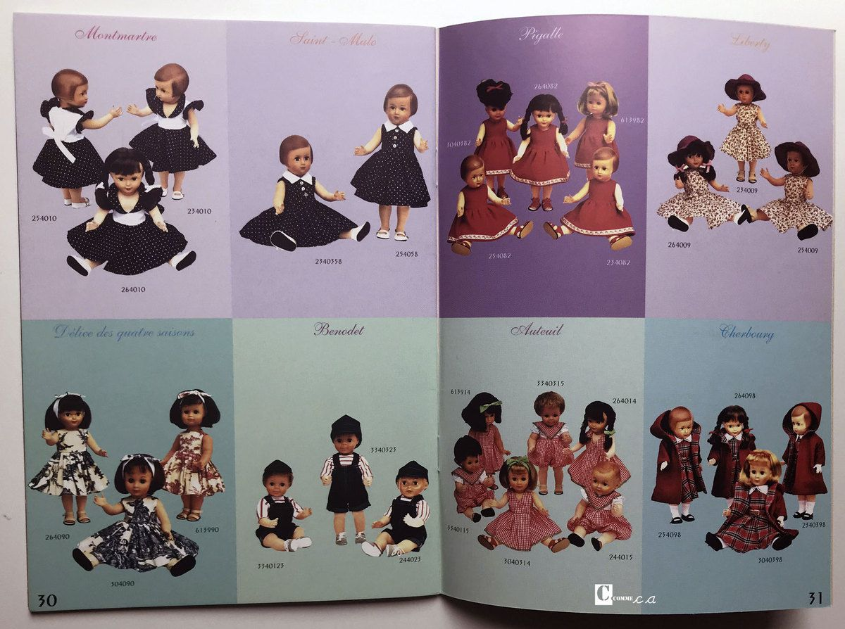 Catalogue Petitcollin 2004