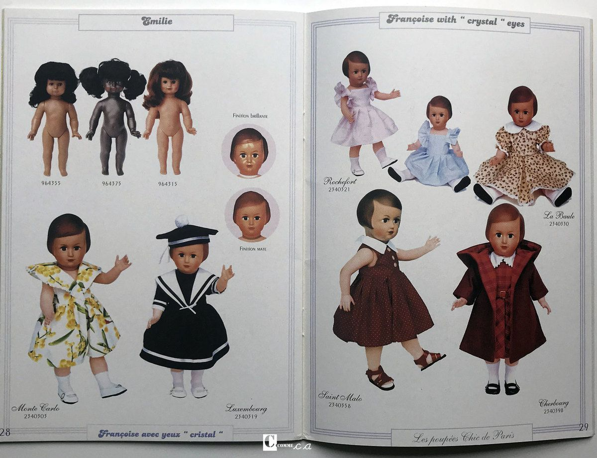 Catalogue Petitcollin 2003