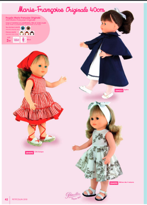 Catalogue Petitcollin 2010