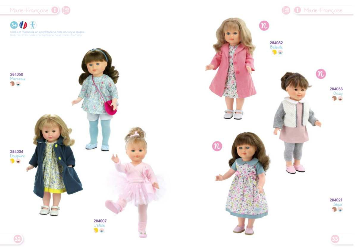 Catalogue Petitcollin 2018