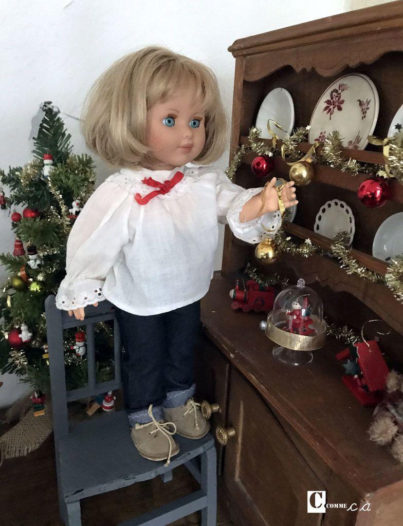 Petite déco de Noël...