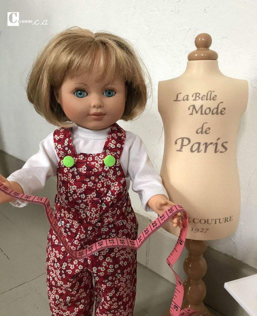 Bienvenue dans l'atelier de couture de Marie-Françoise