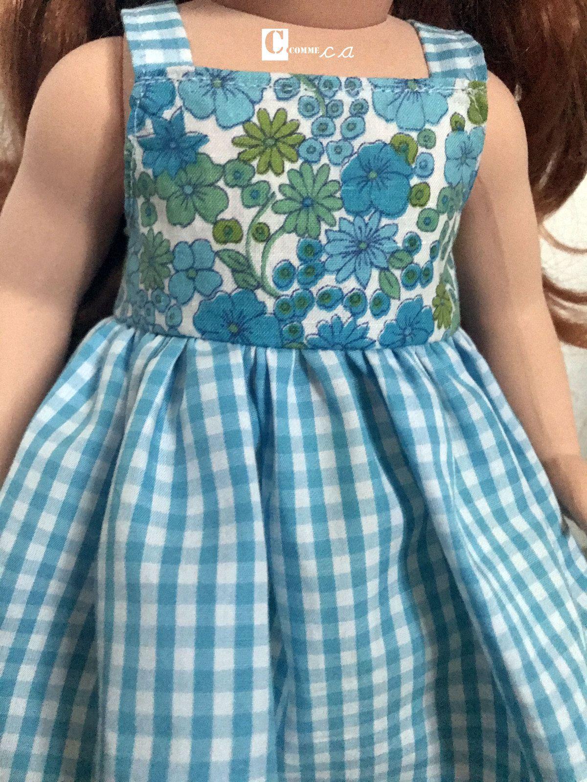 Variation autour d'une robe • juin 2008
