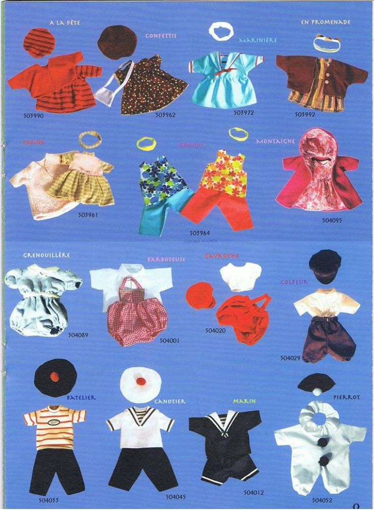 Catalogue Petitcollin Modes & Travaux 2006-2007