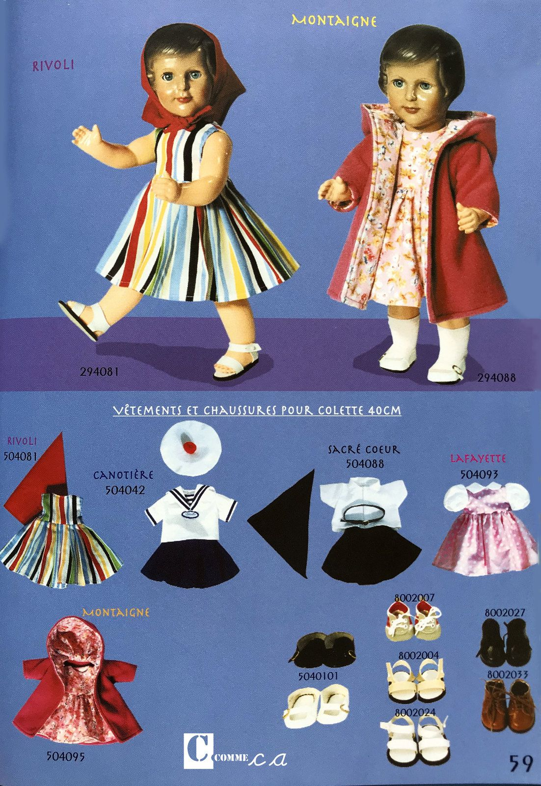 Catalogue Petitcollin 2006