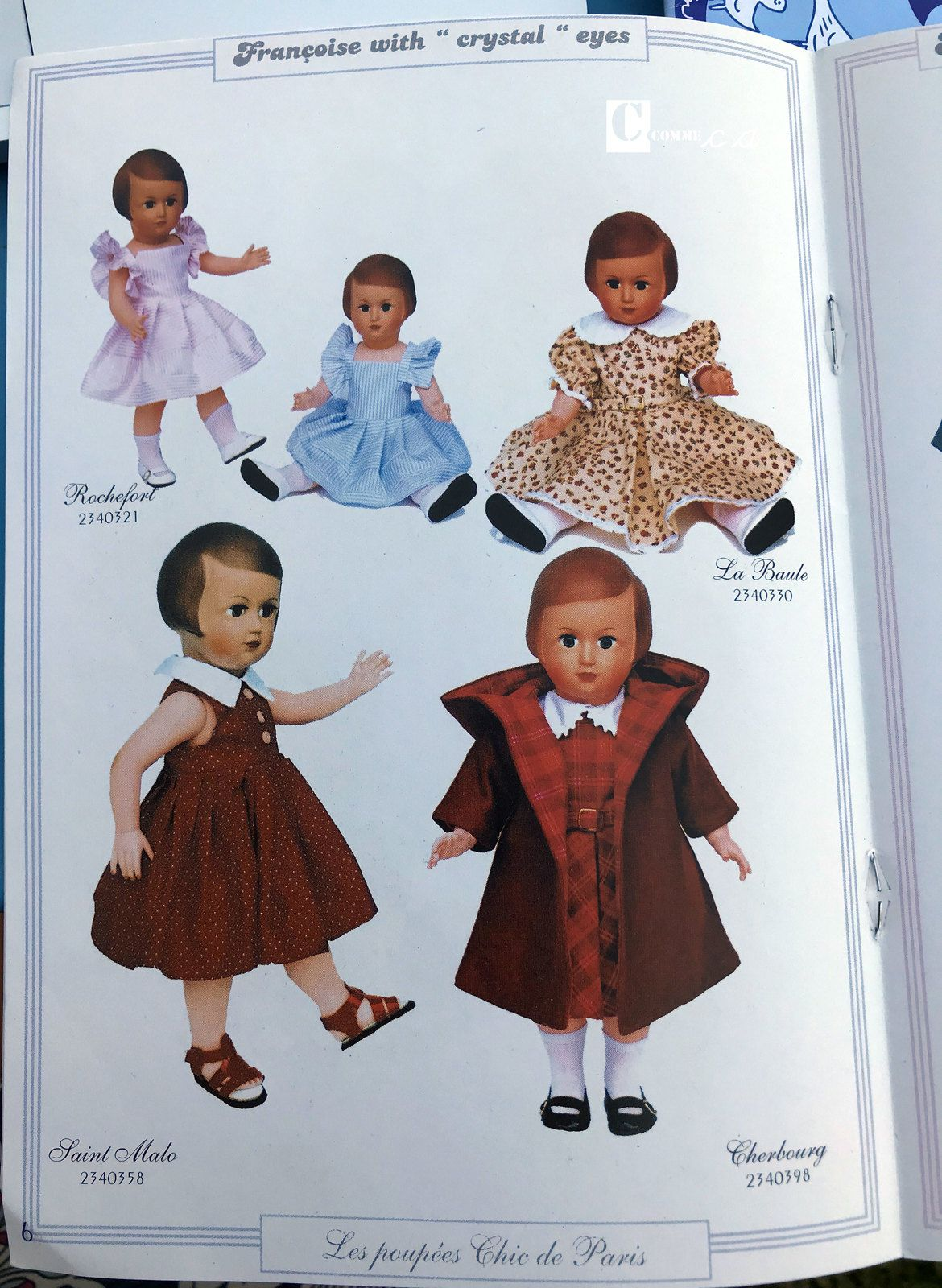 Catalogue Petitcollin • 2002-2003