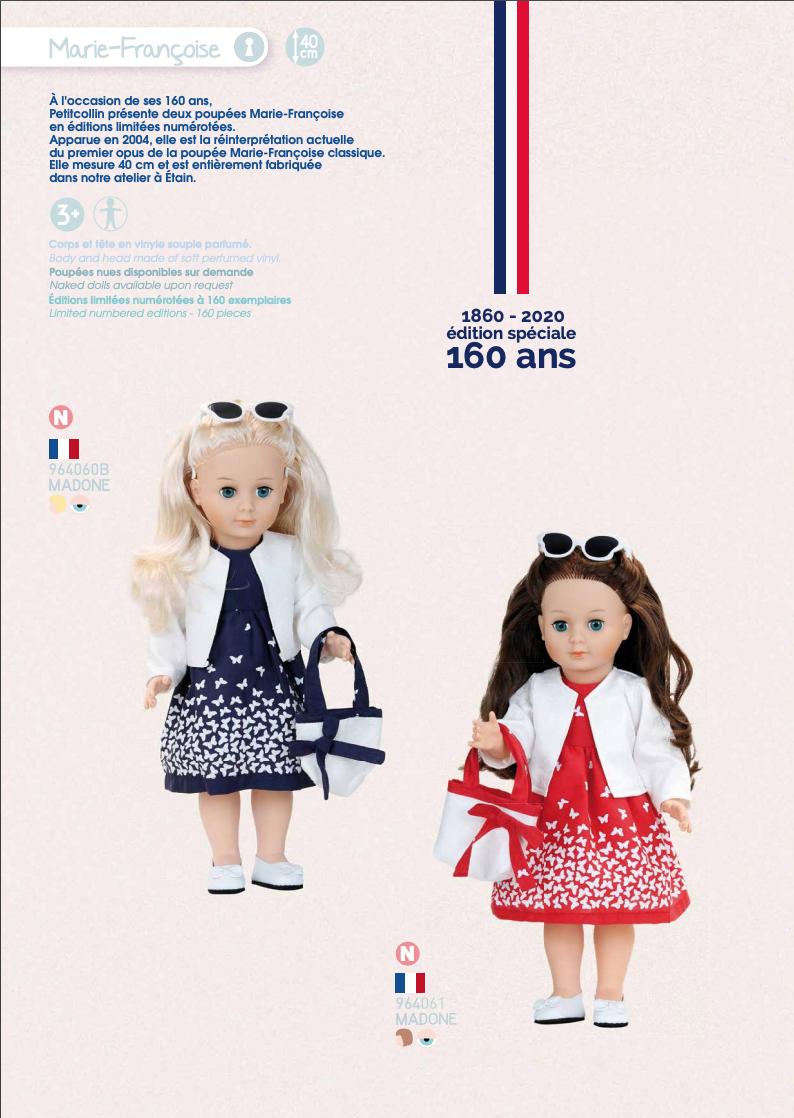 Catalogue Petitcollin 2020