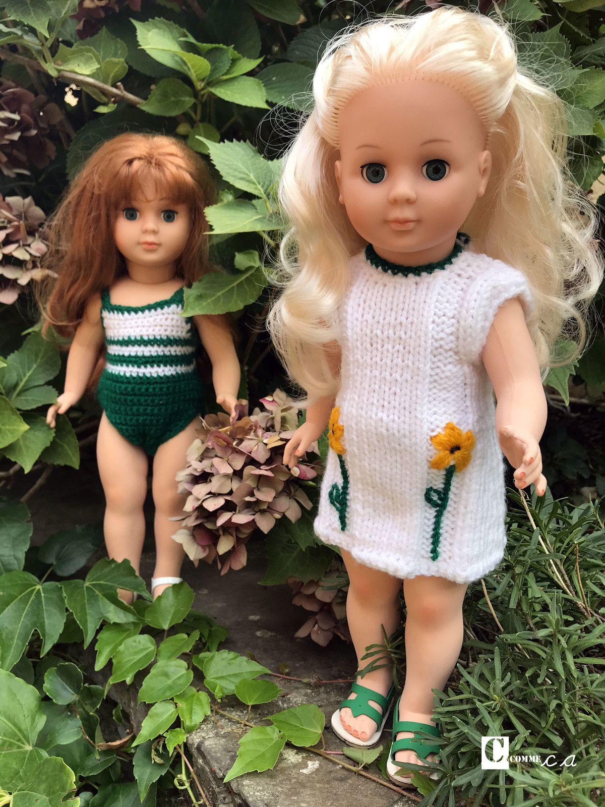 Des tenues de plage • Juillet 1967