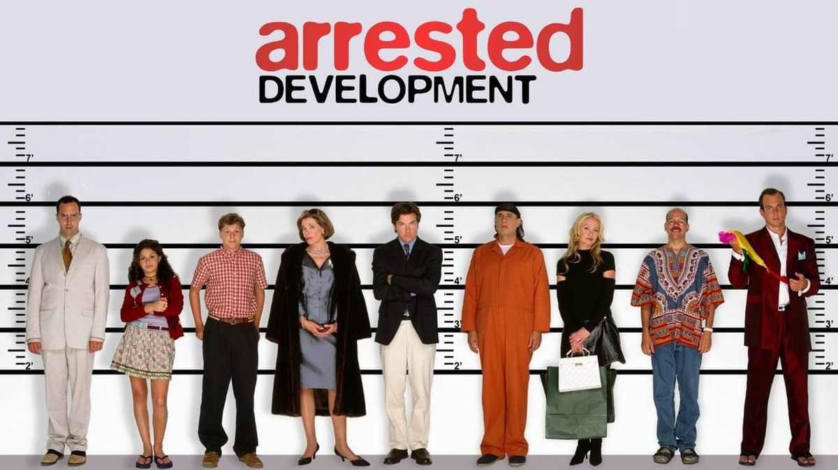 arrested development season 1 episode 14 cucirca