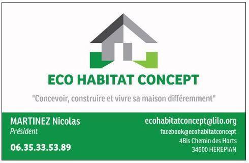 La société ECO HABITAT CONCEPT