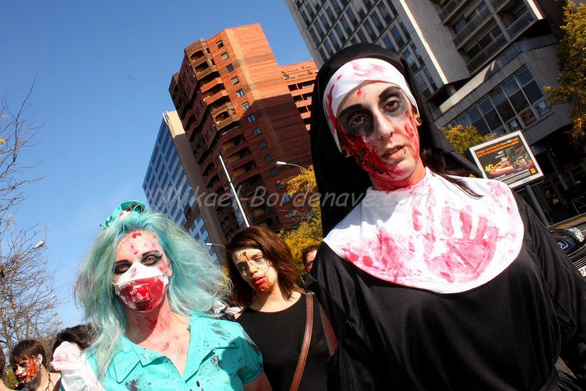 - Zombiewalk 2013 Toulouse