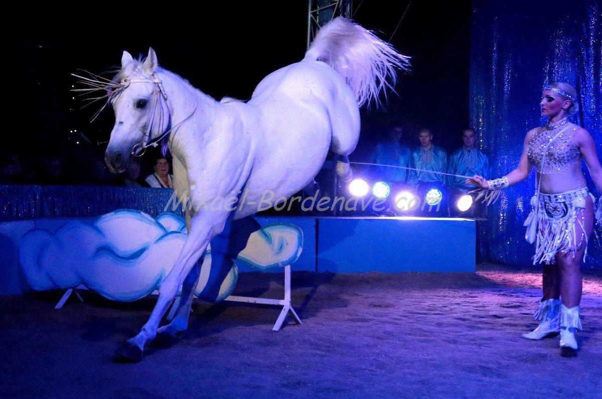 - Cirque de St Petersbourg