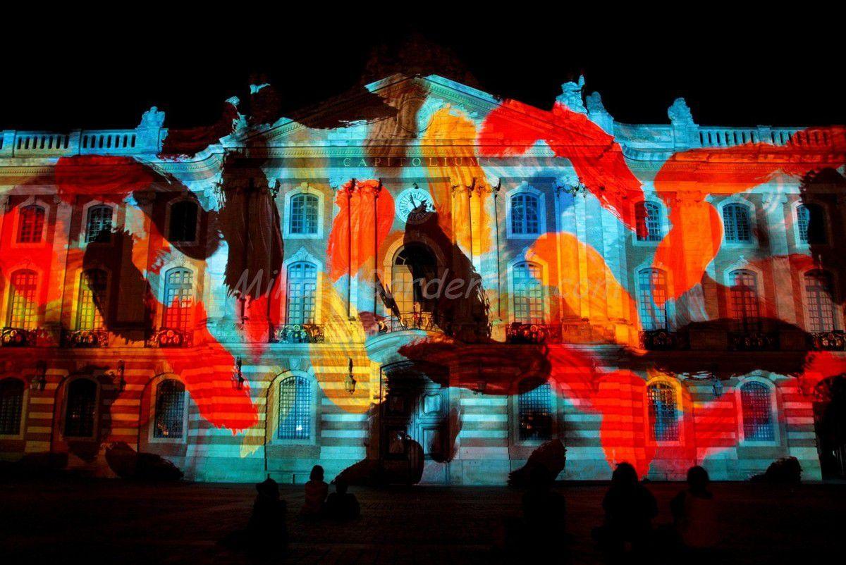 - Illuminations Capitole Toulouse