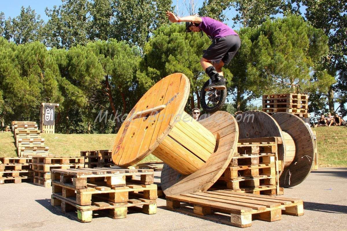 - EJC 2013 de Toulouse, contest monocycle