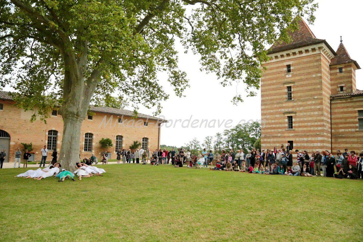 - Compagnie Klassmute au Chateau de Laréole