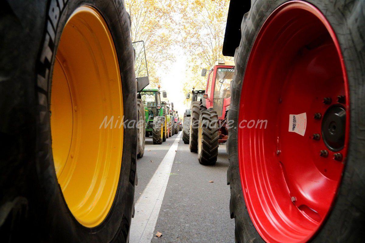- Manifestation des agriculteurs 2014 à Toulouse